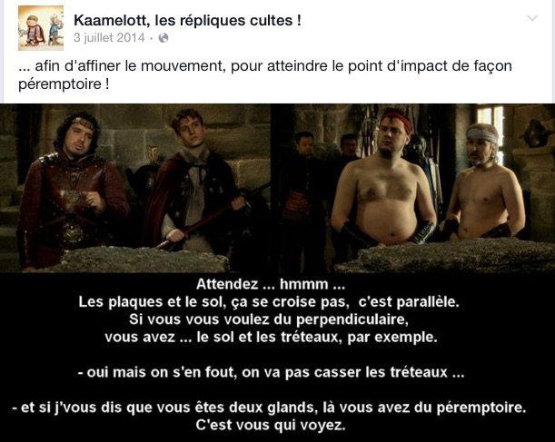 #Kaamelott #RepliquesCultes