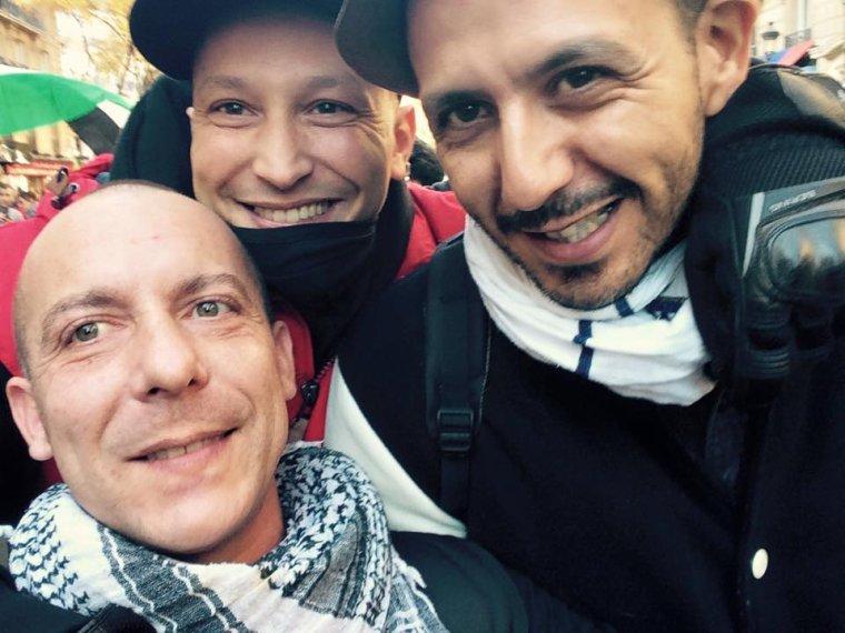 Axiom, La Marche De La Dignité, Samedi 31 Octobre 2015.