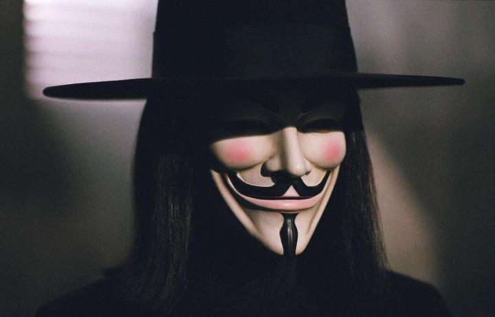 V Pour Vendetta #Film