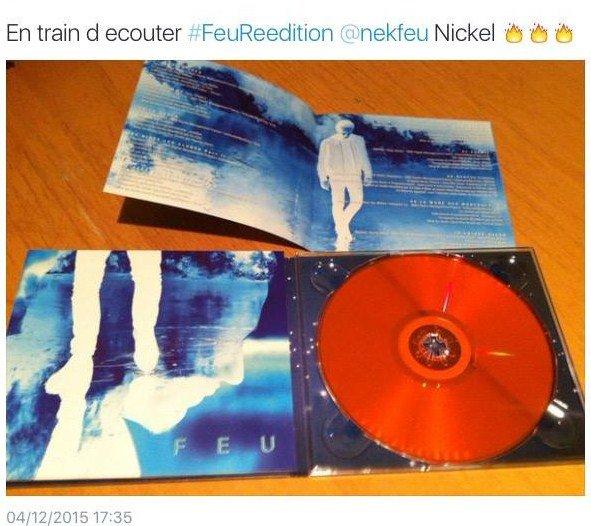 NEKFEU #FEUREEDITION DANS LES BACS
