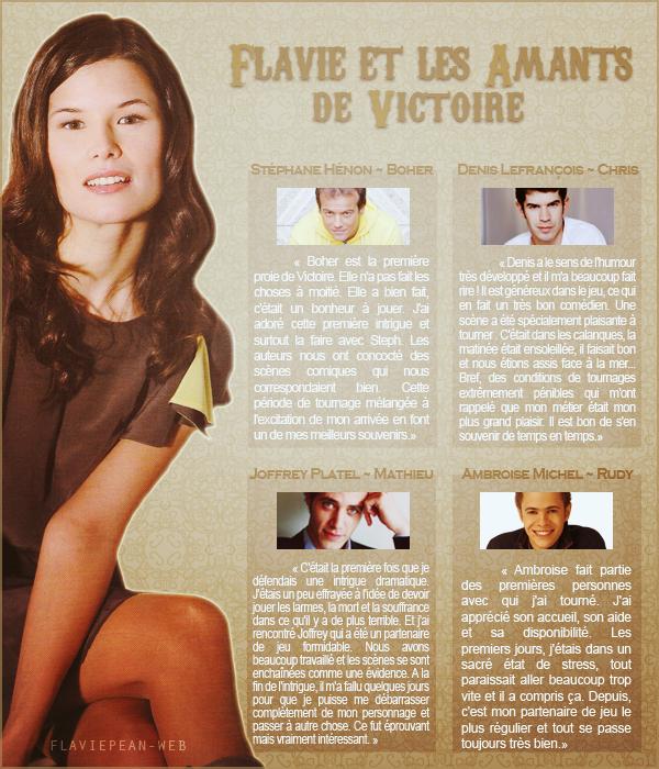 __________ + Flavie & Les Amants de Victoire____________-____________________________________________________________ Mensuel n°49