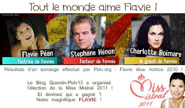"""__________ + """"Tout le monde aime Flavie !"""""""