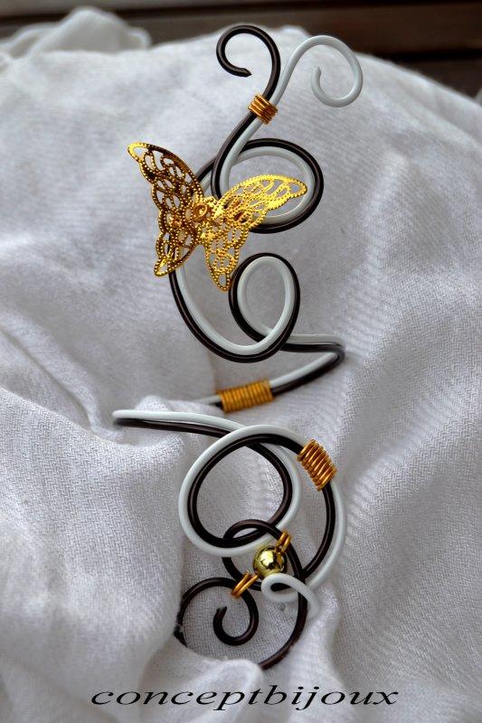 parure fil d or