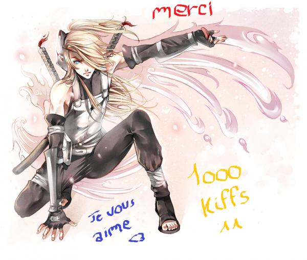 1000 kiffs ^^ !!