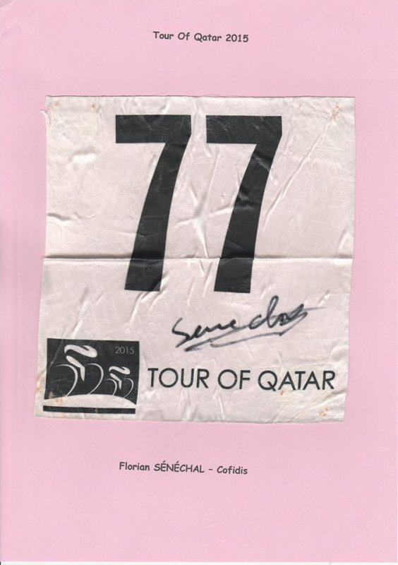 Tour Of Qatar 2015
