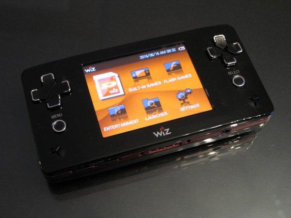 GP2X Wiz (2008)