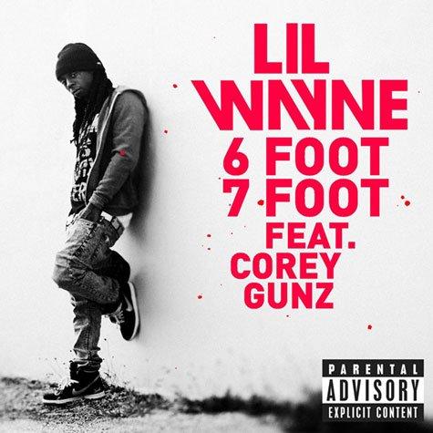 Tha Carter IV / 6'7'' (Feat. Cory Gunz) (2010)