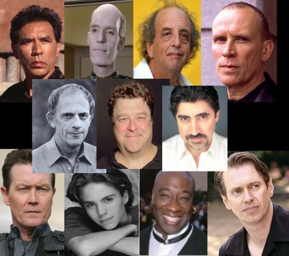 | l'objectiƒ: les inOubliés | acteurs méconnus du cinéma américain (1)