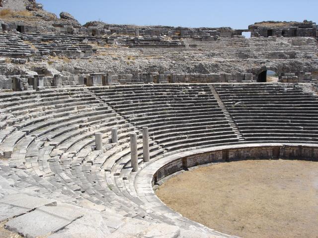 | clopoяtes! | utopie n°5 : la Milet d'Hippodamos
