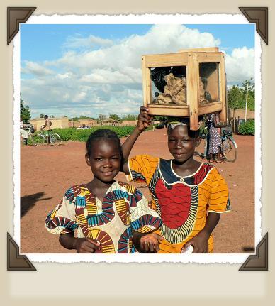 | les enƒants du siècle | localisation : koudougou, burkina faso