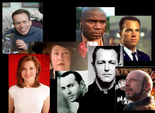 | l'objectiƒ: les inOubliés | acteurs méconnus du cinéma américain (3)