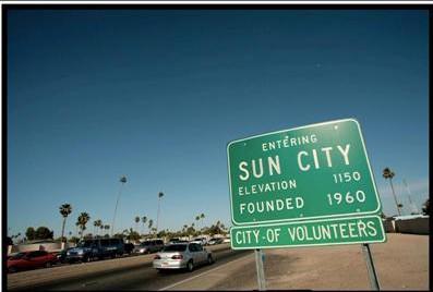 | clopoяtes! | utopie n°9 : sun city