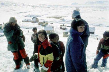 | les enƒants du siècle | localisation : kalaallit nunaat, kongeriget danmark