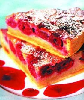 | y a du raъ | histoire d'une tarte aux cerises