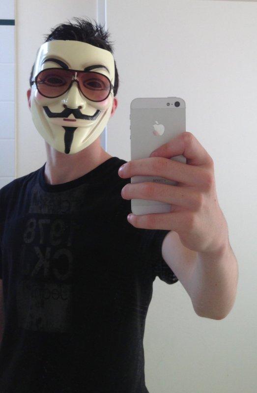 Moi en tant boss anonymous