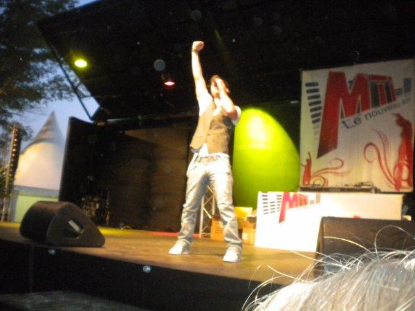 Summer tour Donzere 2010