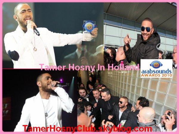 Arab Sounds Award : Meilleure album , Meilleure chanteur et meilleure Chanson