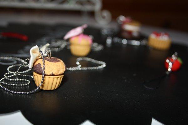 Cupcake marbré