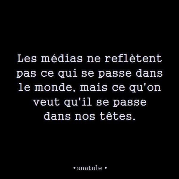 L'INFORMATION...