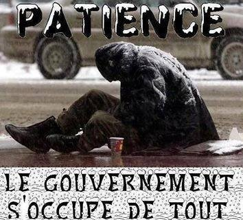 C'est grave de voir ça en France bordel de merde.......!!!!!!!