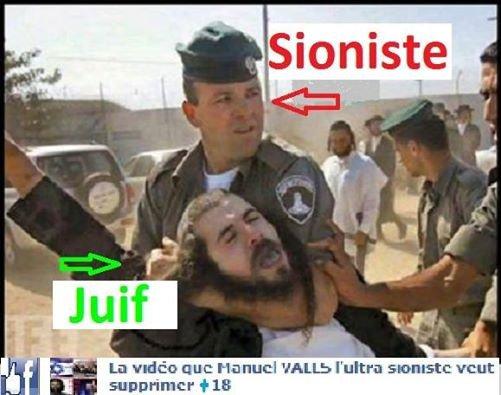 Sioniste torture un juif