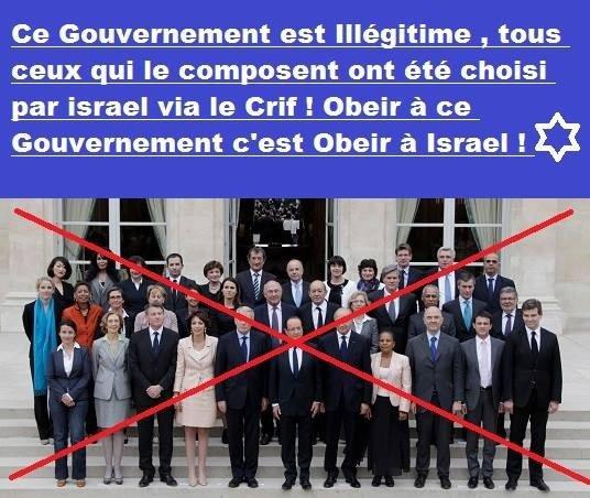 """Aux services d'israël """" quand même """""""