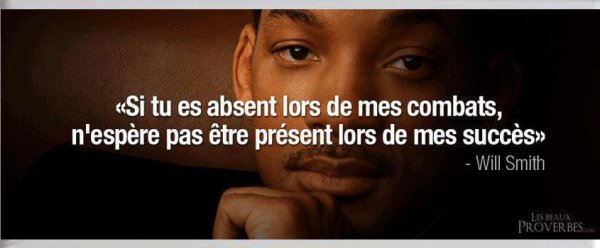 Will Smith...