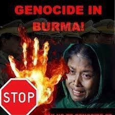 Génocide des musulmans de Birmanie ...