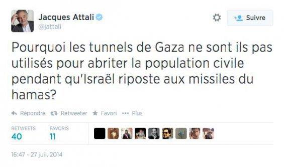 Attali ... un conseillé sous F.Mitterrand ...