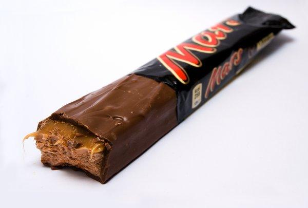 Rappel de boissons, Mars, Snickers, Milky Way et Bounty, en raison d'une bactérie potentiellement pathogène...