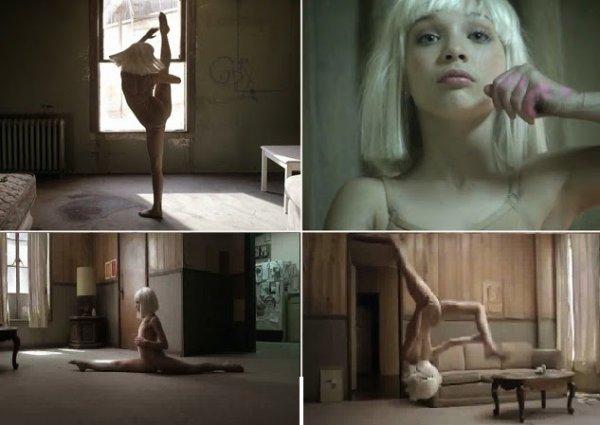 Propagande pro-pédophilie en action avec le clip « Chandelier » !....