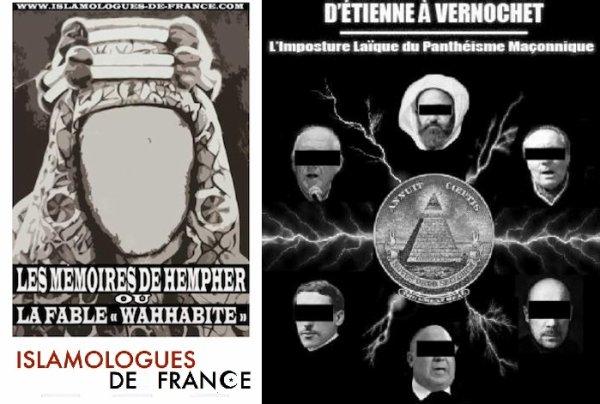 Les Mémoires de Hempher ou la Fable « Wahhabite » – Réaction aux propos du professeur Dortiguier....