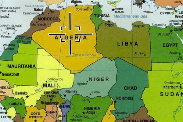 Pressions américaines et européennes sur l'Algérie ! ....