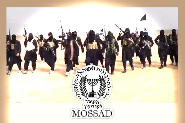 Le Mossad et l'armée israelienne entrainent les terroristes de Daech !