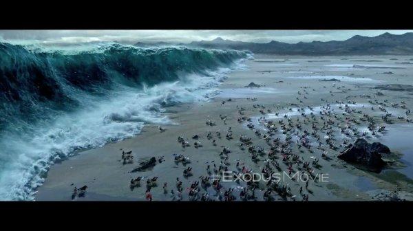 Le film Exodus présente une entrave à l'histoire prophétique...
