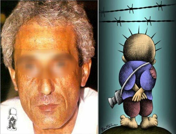 [Liberté d'expression] Le premier caricaturiste tué pour ses dessins est Naji al-Ali, palestinien, assassiné par Israël ...