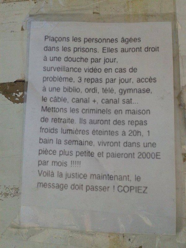 Si seulement ...