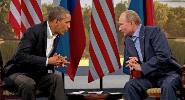 Poutine, EI et Obama: les Américains racontent leurs peurs...