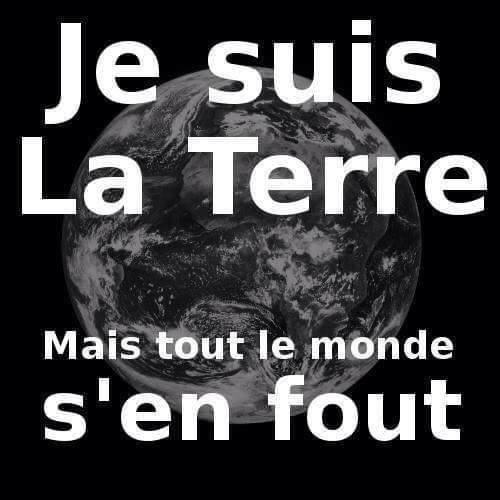 Soyons tous la terre...