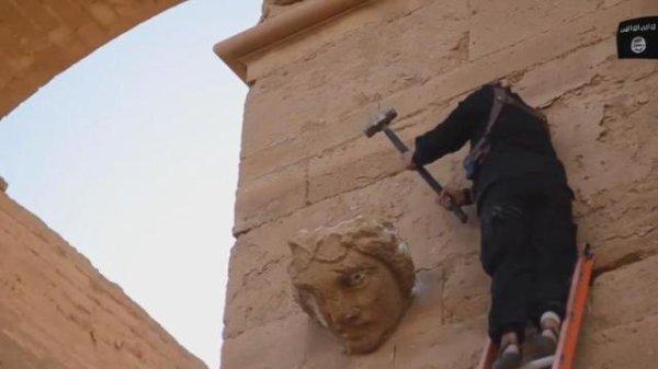 La véritable raison pour laquelle l'État Islamique détruit des temples en Syrie risque de vous surprendre...