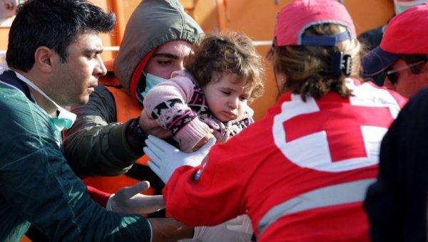 Un enfant migrant sur deux qui arrive en Europe disparaît dans les 48h ...