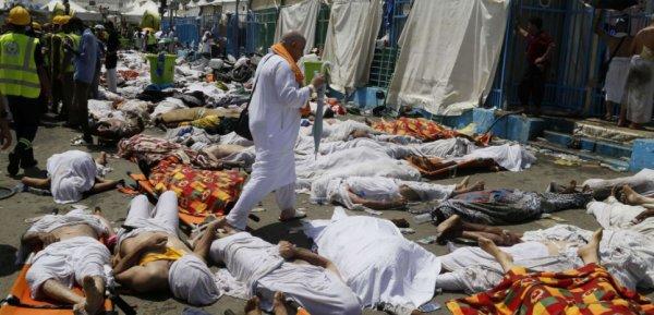 Pèlerinage 1436 H : carnage historique de 4700 morts ! Une hécatombe !...