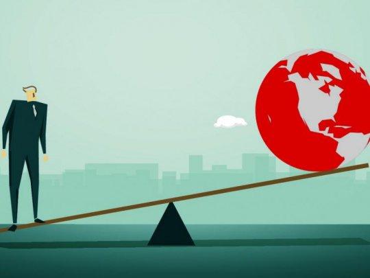 Les 62 personnes les plus riches du monde possèdent autant que les 3,5 milliards les plus pauvres...