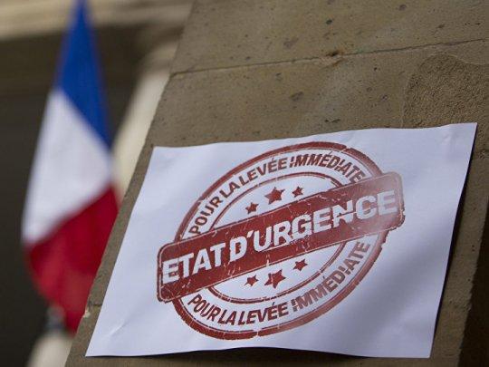 Hollande souhaite demander la prolongation de l'état d'urgence...