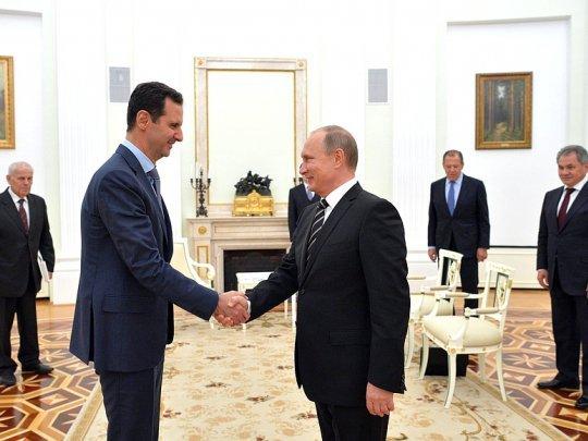 Russie-Syrie : le Financial Times pris en flagrant délit de mensonge...