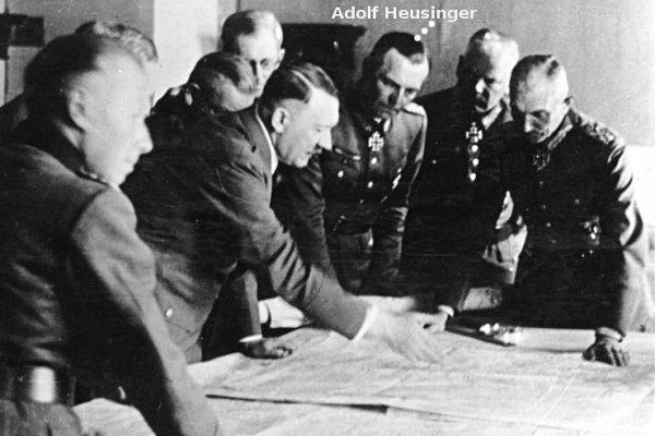 1960 - L'homme de confiance de Hitler devient chef-suprême de l'OTAN...