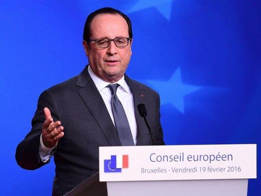 Une majorité de Français souhaite un référendum sur la sortie de la France de l'UE...