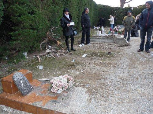 Nice : La mairie Ump exhume des tombes musulmanes ....