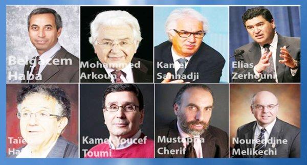 Les huit algériens qui ont marqué le savoir et la science dans le monde...
