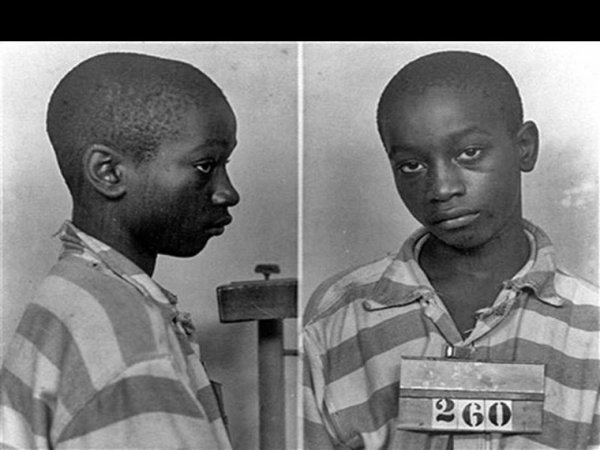 Goerges stinney junior...